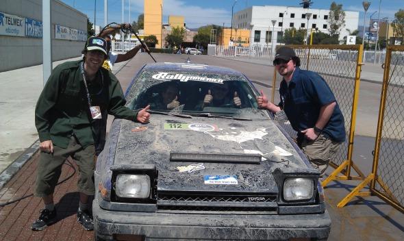 WRC Mexico Panda